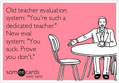 Teacher Evaluation Systems: Competition vs Collaboration