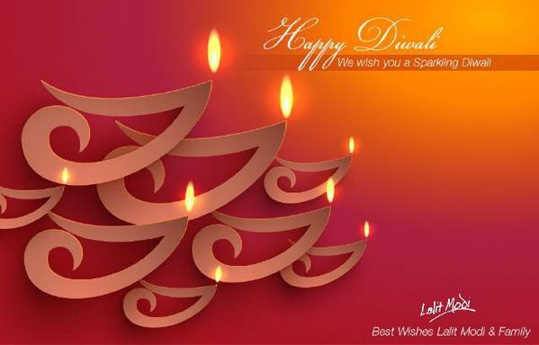 lalit kumar modi on twitter wishing all of you a happy diwali and new year ahead may you be blessed with love happiness and laughter
