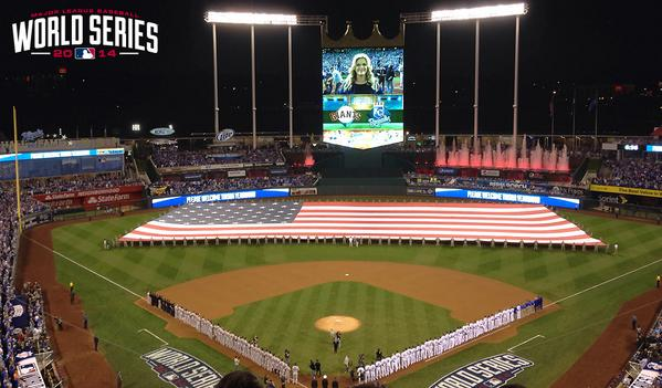 Thumbnail for 2014 World Series Game 1