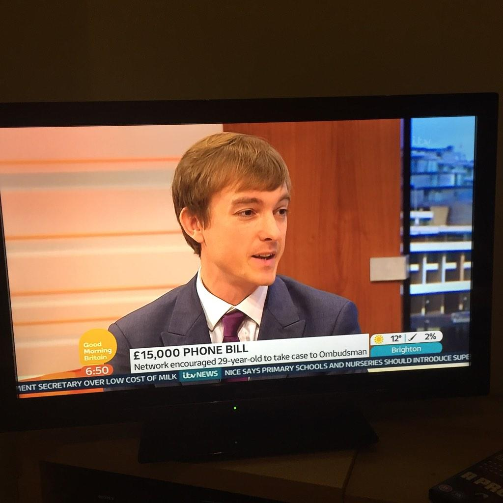 RT @CitizensAdvice: 'We're seeing ppl every week being hit by phone bills after their phones are stolen' @jamestplunkett on @GMB http://t.c…