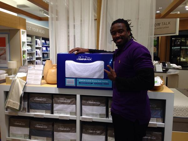 tempur pedic store. @tempurpedic store at woodfield mall in schaumburg for my cooling pillow now i can sleep peace. http://t.co/ardbiagqs0\ tempur pedic a