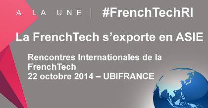 Suite du programme #FrenchTechRI un focus sur le marché #Asie http://t.co/0D5XN8OjHI