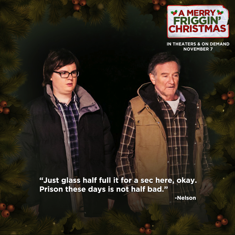 A Merry Friggin Christmas Trailer.A Merry Friggin Xmas Merryfriggin Twitter