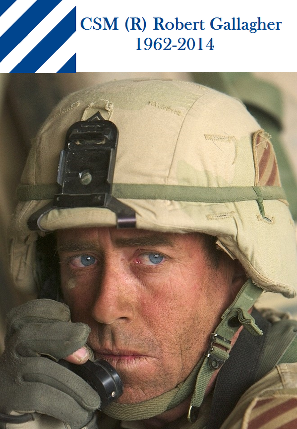 It saddens us to announce the passing of a Marne Family Member. CSM (R) Robert Gallagher. http://t.co/8j5WJZHl0y http://t.co/H4l0PpjvvG
