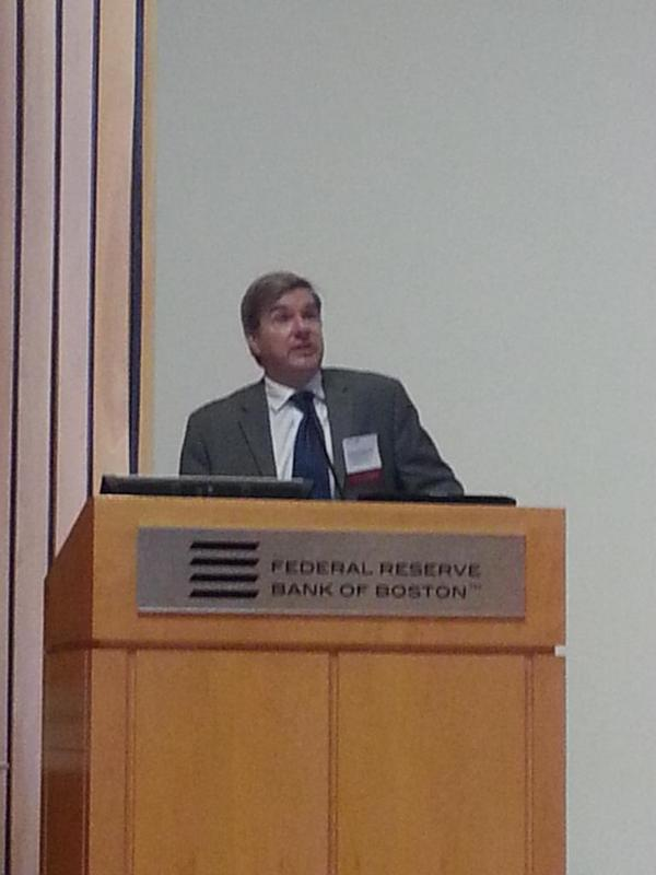 Secretary Bialecki @MassEOHED kicks things off @MassTLC security conference #mtlcsecurity http://t.co/ViVedtuf0l