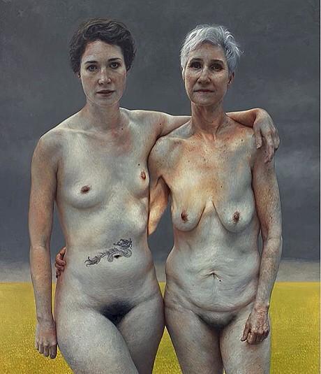 Nude women me