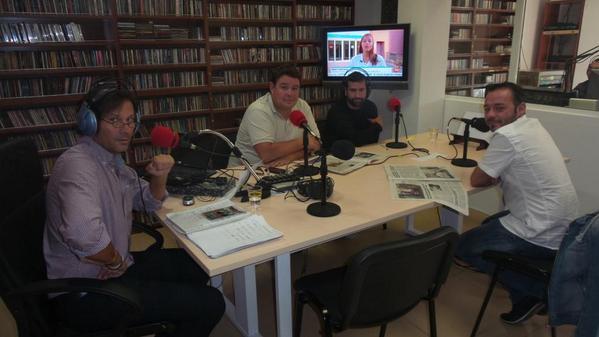 Escucha el podcast de @lagradona con @pedrolopez8a