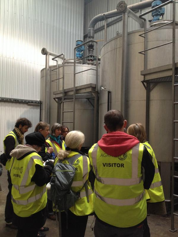 Great day visiting the food #recycling plant today with residents, @MarkLygo and @GoodFoodOxford http://t.co/ht9L1ONyOa