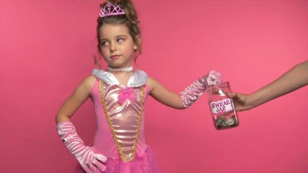 Provocative new anti-sexism video sees young girls dropping the f-bomb http://t.co/uThMQ8K1dn http://t.co/3bKwH9Uhz4