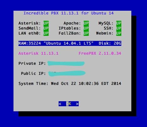 30 Minutes to Paradise: Incredible PBX for Ubuntu 14 04 is