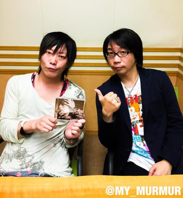 谷山紀章さんをゲストにお迎えしお届けした今月の『諏訪部順一の生放送!』。お聴き下さったみなさん、ありがとうございました!アフタートークも盛り上がりましたので、更新をお楽しみに! pic.twitter.com/5stwQ2ximy