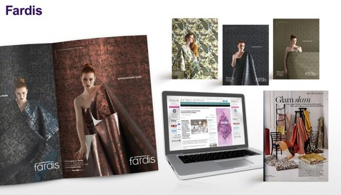 An integrated marketing campaign for premium consumer #wallpaper brand Fardis - more here: http://t.co/58qGHvdM7R http://t.co/DYnHU3FFkG