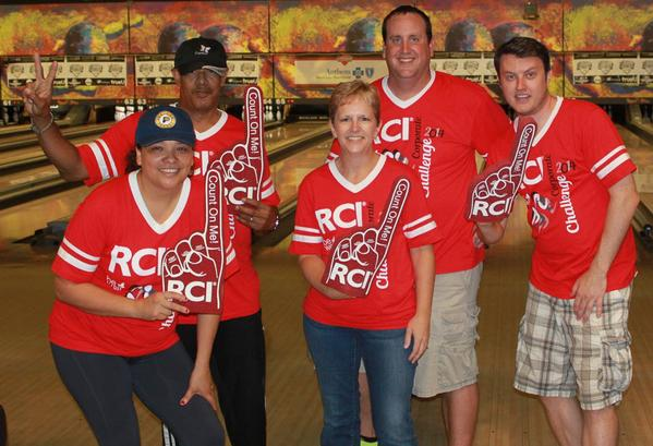 RCI Weekend Warriors compete in the Indy Corporate Challenge #Work4RCI http://t.co/58P4rCnNvo