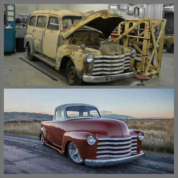 Kindig Design Pickup Autos Post