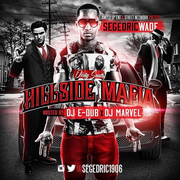 #HillsideMafia Mixtape Hosted by @ImDjMarvel n @DjedubMixtapes is on the way S/O to @Segedric1906 http://t.co/LFAukwNiS3