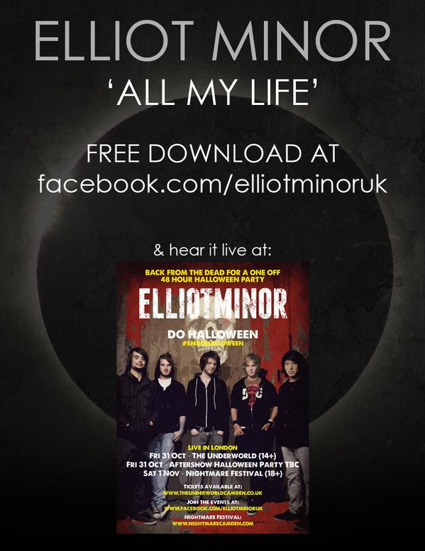 ReTweet this if you're digging / have heard our new track #AllMyLife! FREE at > http://t.co/4pwbSIgJH6 http://t.co/nn1VRJNnGp