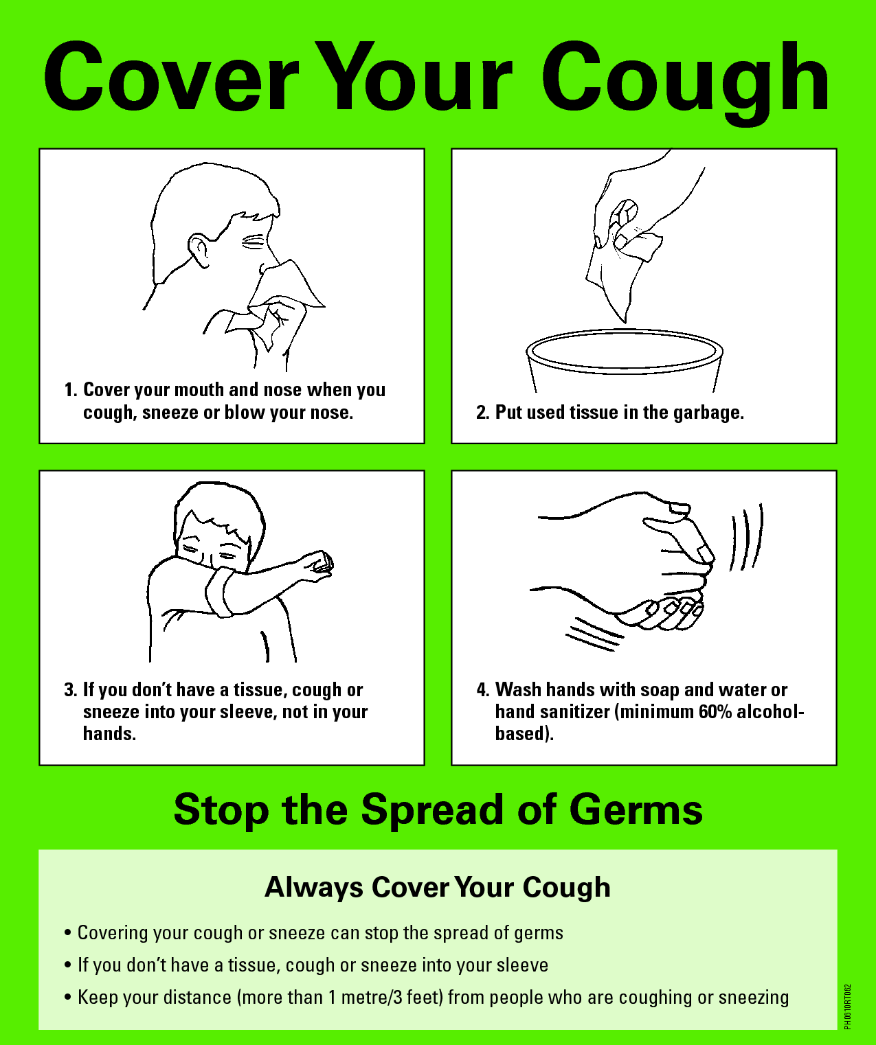 how to stop coughing when ur sick