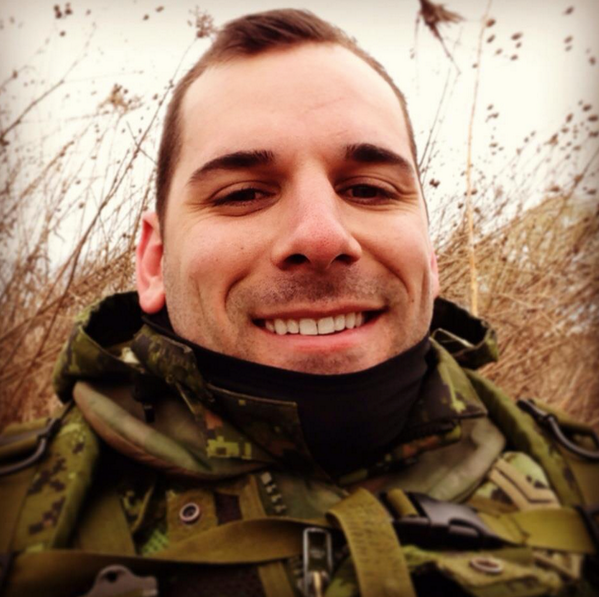 Nathan Cirillo - Canadian soldier shot dead in Ottawa