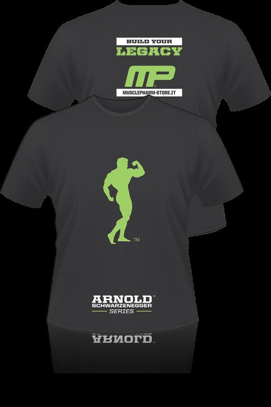 Arnold Schwarzenegger Series Logo