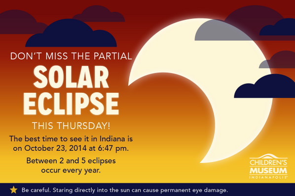Reminder: This time tomorrow make sure to take a look at the evening's sunset! http://t.co/OWKYNgwHIQ #solareclipse http://t.co/fVIJHG6FbK