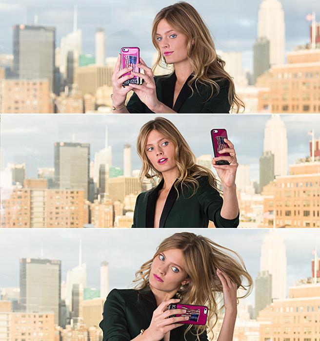 How to take a supermodel-approved selfie: http://t.co/CI1eIiyXiq http://t.co/t4CI19Dm1O