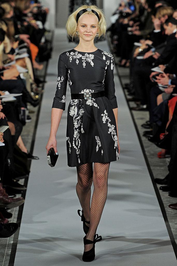 Remembering Oscar de la Renta's best runway looks: http://t.co/X9DfJEe3Cc http://t.co/qDGK9fClHl