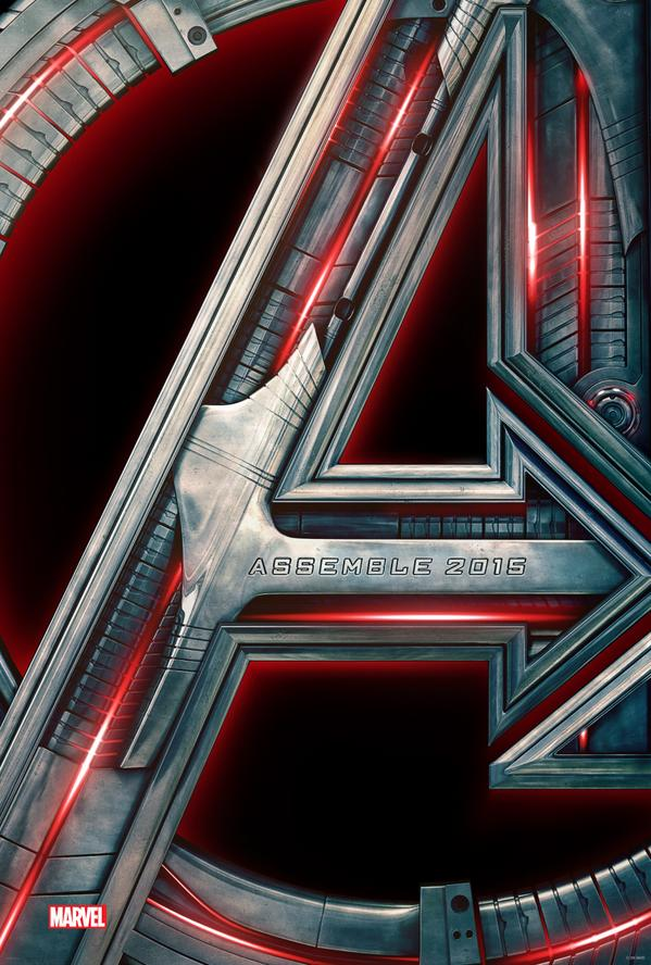 Love the @Avengers: #AgeofUltron teaser trailer? Check out the official teaser poster! http://t.co/8KDjlZxnfv