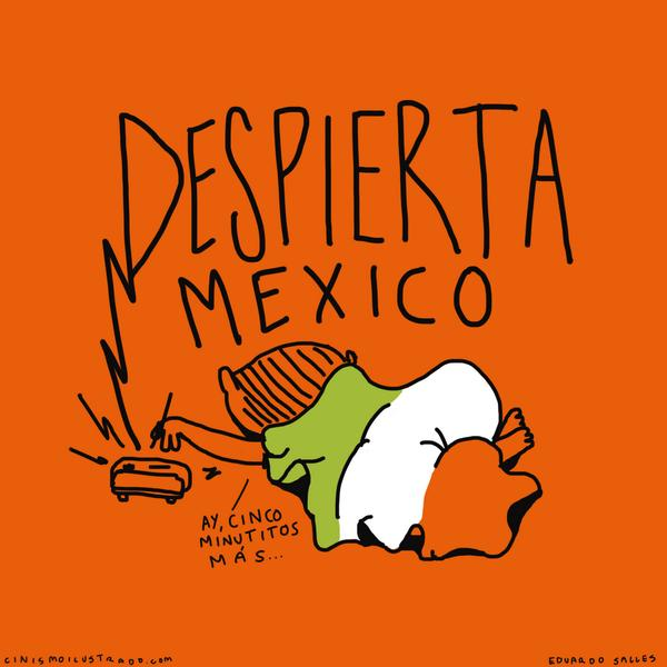 Despierta México sallesino