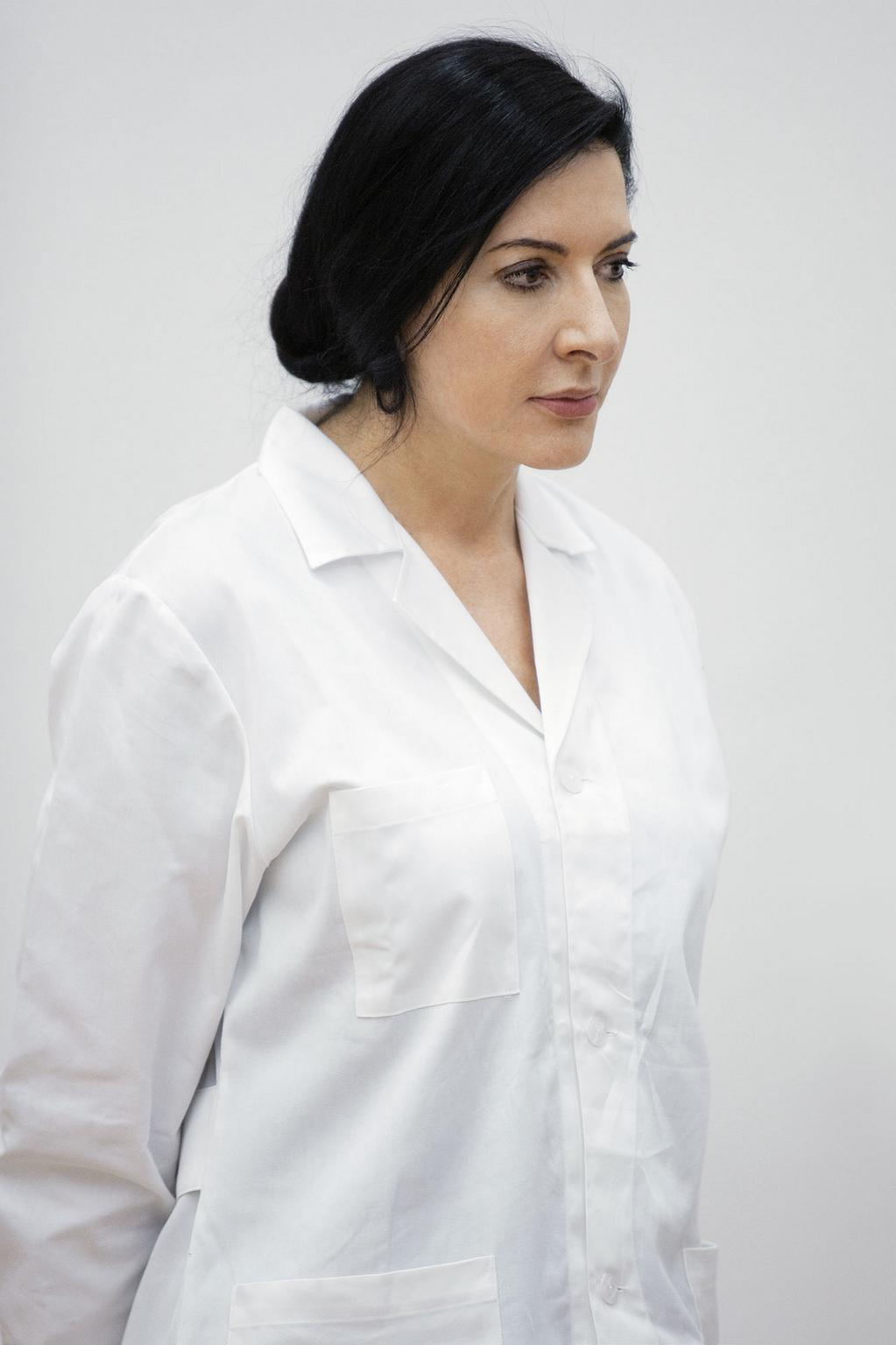 Marina Abramovic discusses her new show at @SeanKellyNY: http://t.co/4DL7DVoqAs http://t.co/Z0TFNGGjJG