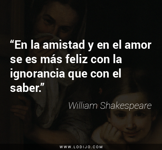 Frases Y Dichos On Twitter Frases De William Shakespeare