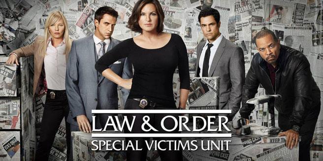 Law & Order SVU's Ray Rice episode sounds intense: http://t.co/V2VlcU5Rye http://t.co/tL7SxXUjr6