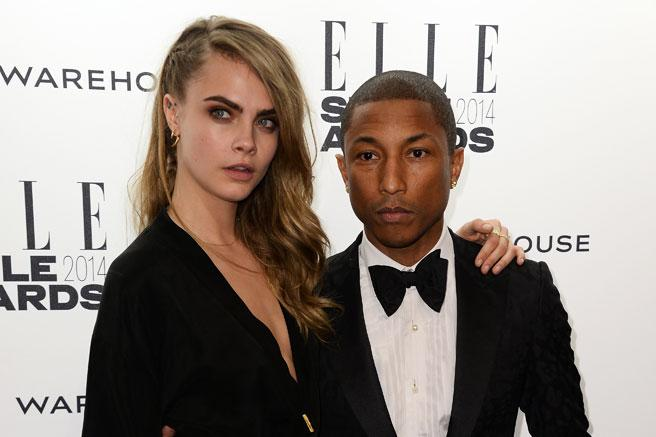 This Cara Delevingne/Pharrell relationship is getting intense: http://t.co/5ouJB84mjV http://t.co/GkogEg4pWP