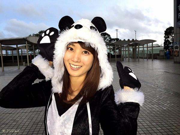 「小野彩香 パンダ」の画像検索結果