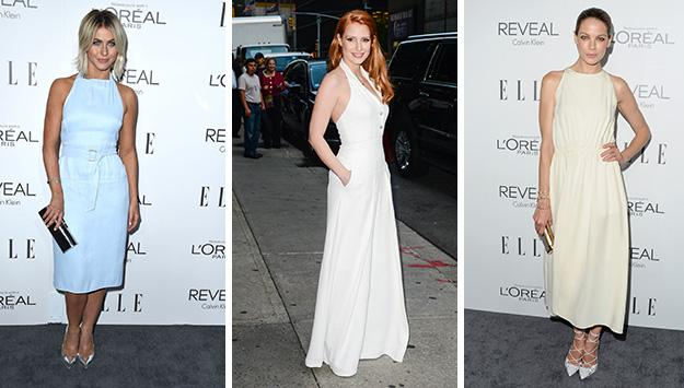 Halter necklines are back on the red carpet: http://t.co/rgIPAv2sd3 http://t.co/i9stePHbXH