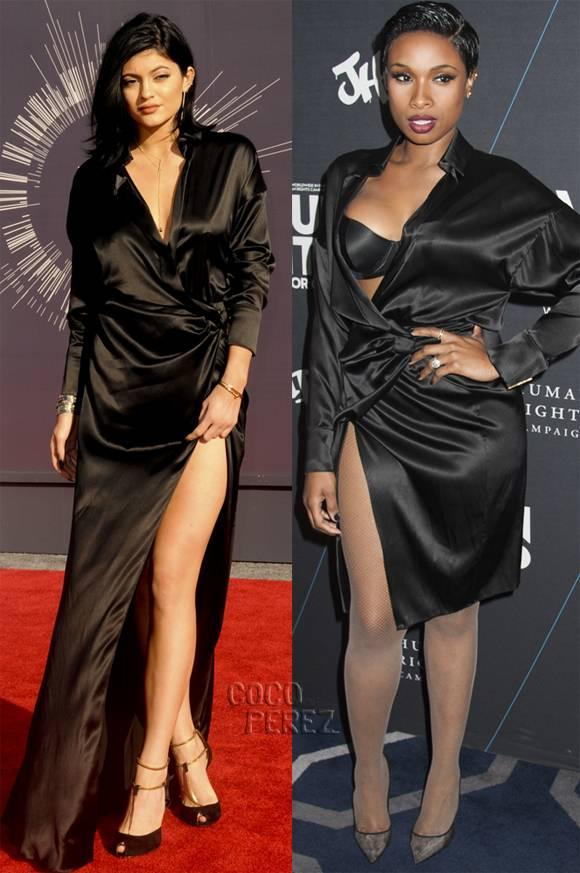 #KylieJenner vs. #JenniferHudson: Who wore it better??? http://t.co/xyC8QkixV1 http://t.co/26gZ17yxG1