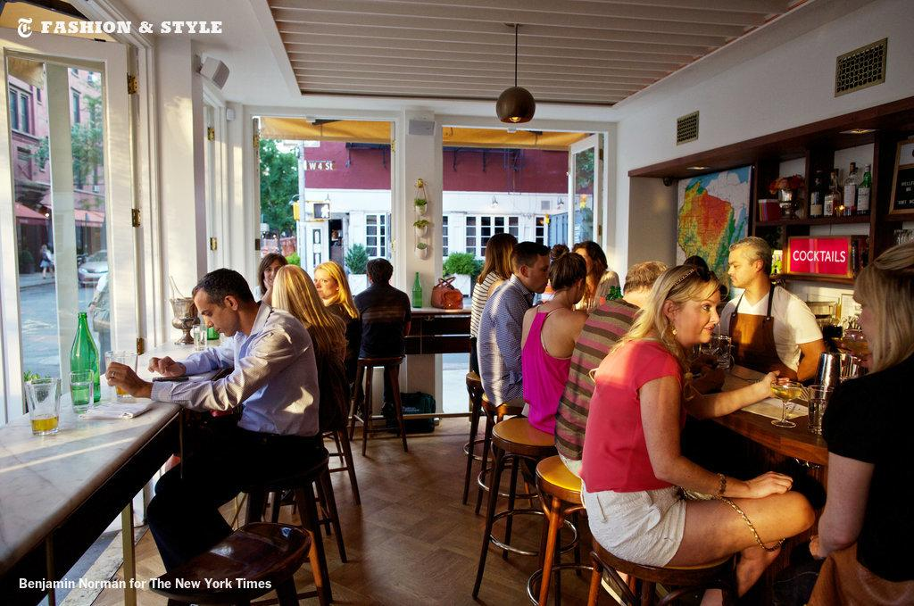 Chez Sardine, a local bar where you can take your visiting in-laws or Tinder date. http://t.co/DGO2s9iLQt http://t.co/7Q3JFfKVTx