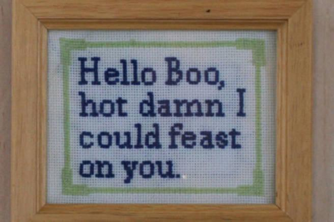 Genius woman turns her most disgusting catcalls into adorable cross-stitch: http://t.co/R1G4Bk88Fq http://t.co/361Rx6wrNx