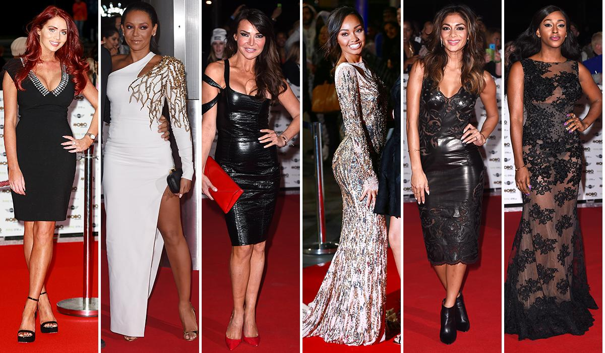 RT @YLifestyleUK: The GORGEOUS @MissAmyChilds @OfficialMelB @EllaEyre lead #BestDressed at MOBOS: http://t.co/CChsLER8l2 http://t.co/SAKui7…