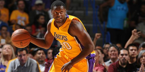 Watch Julius Randle's NBA debut tonight on TNT | Kentucky ...