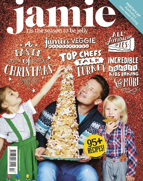 Morning guys! Out today the first of our two cracking Christmas issues from @jamiemagazine http://t.co/Hq1joFb40C