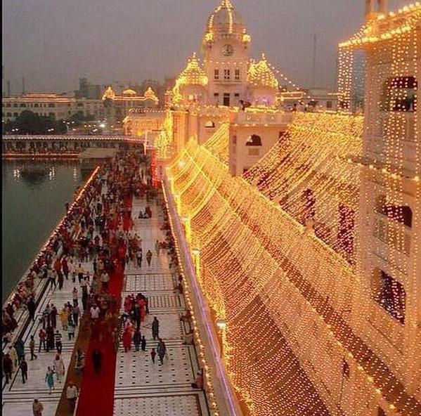 Bandi Chhor Divas and Happy Diwali