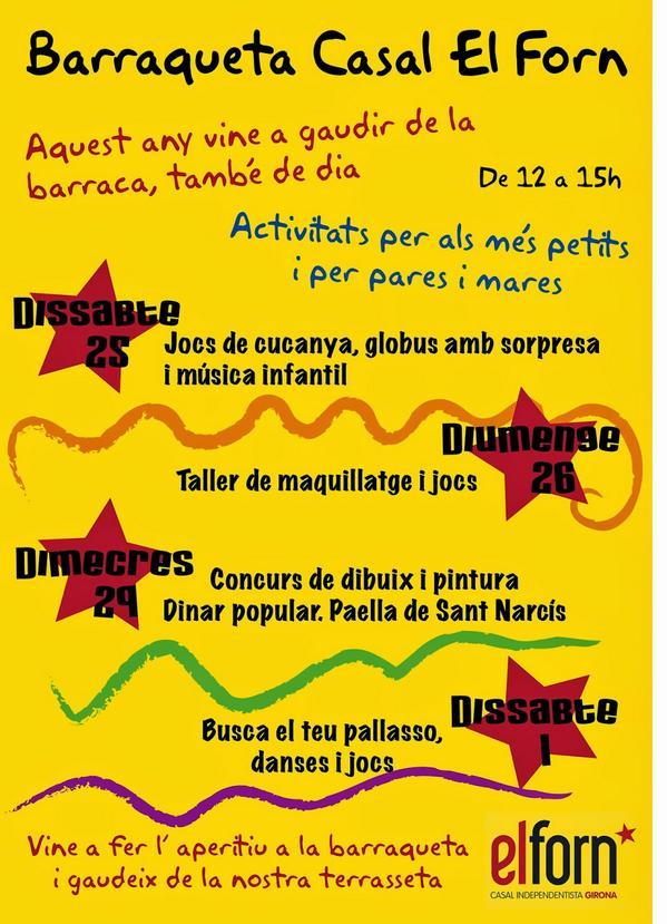Barraqueta  d'El Forn @ Barraqueta del casal independentista El Forn | León | Estat de Guanajuato | Mèxic