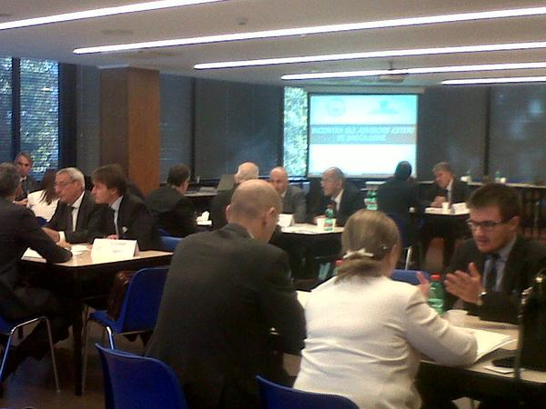 Thumbnail for Incontra gli Advisors Esteri di Banca UBAE - Roma, 23 ottobre 2014