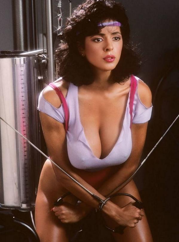 Roberta vasquez miss november 1984 alternative version 2