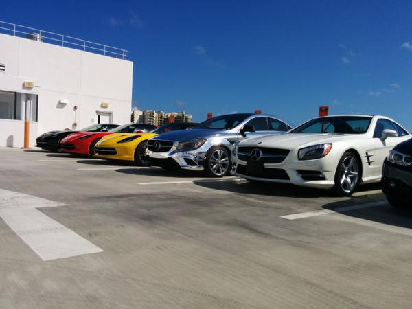 "Sixt Rent A Car USA On Twitter: ""#Miami We Have A New"