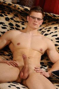with glasses men Nude