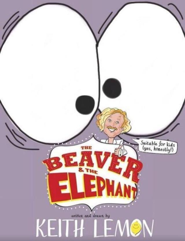 RT @BigTomD: No ends to @lemontwittor talents, he's now written a kids book. perfect bedtime story as the nights close in. http://t.co/A84C…
