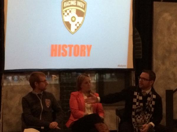 Great to hear about @IndyEleven and what they are trying to do in Indy @IndySM here @indyfringe http://t.co/bozX7XDFKr