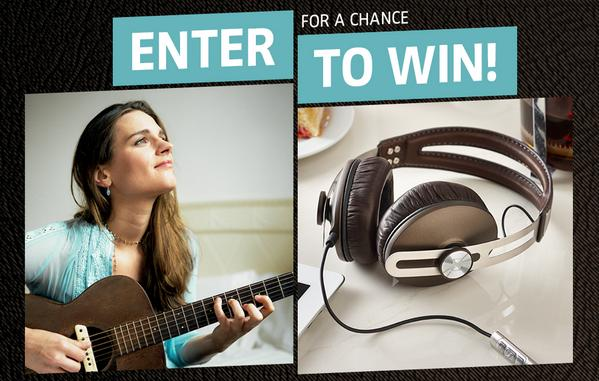 The NEW #MadeleinePeyroux Album + #Sennheiser MOMENTUM Headphones = Bliss! Enter to win: http://t.co/A19ZyRCOI2 http://t.co/yWxBAOpKd6