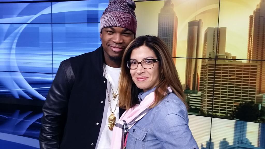 RT @Fox5Will: Miss @TVTANYA helps the show come together with @NeYoCompound http://t.co/DaM9ZQLAQi